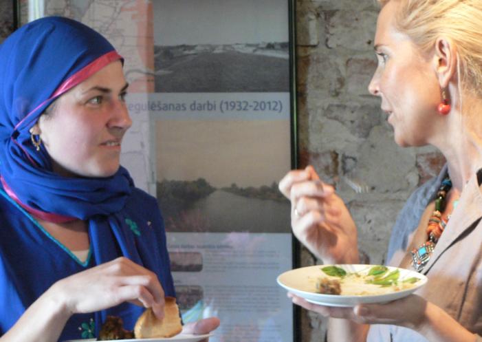 2014: Starpkultūru draudzīgās pusdienas