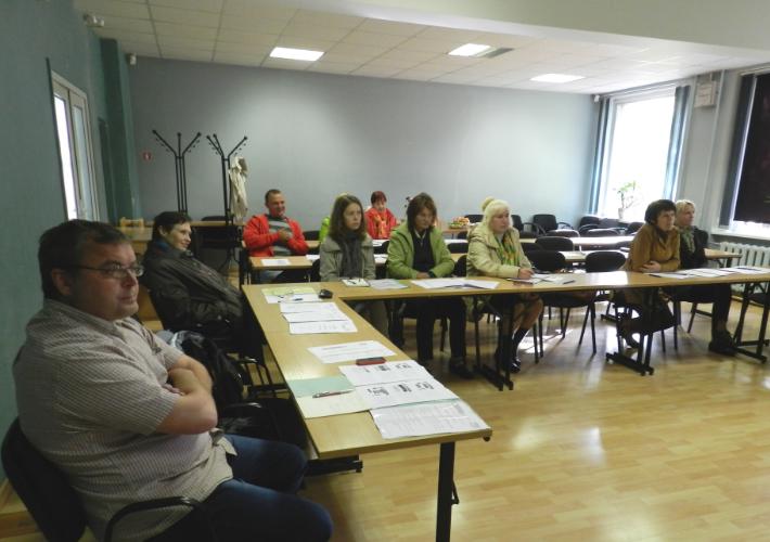2014: Kuldīgas, Skrundas un Alsungas novadu NVO sadarbības veidošana