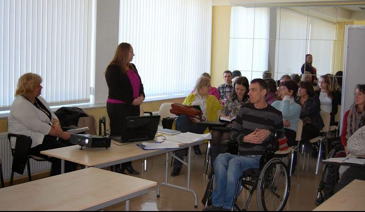 Talsos notika seminārs sabiedriskā labuma organizācijām
