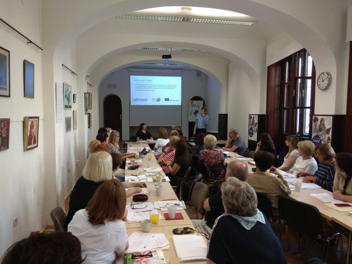 Kurzemes NVO atbalsta centrs piedalās starptautiskā konferencē par trešās paaudzes (50+) izglītību kā sociālu instrumentu