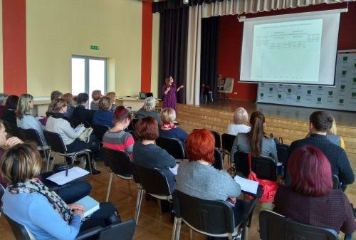 Kurzemes NVO centrs uz gada pārskatu un lietvedības semināriem pulcē 175 interesentus!