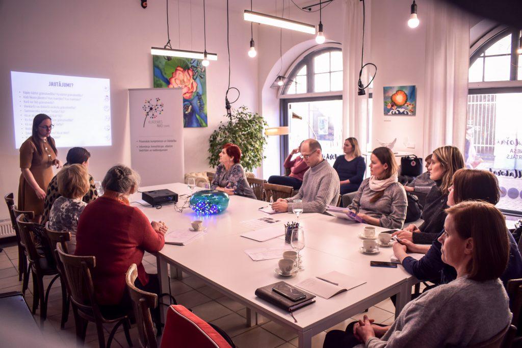 Noslēdzies Kurzemes NVO centra organizēto semināru cikls