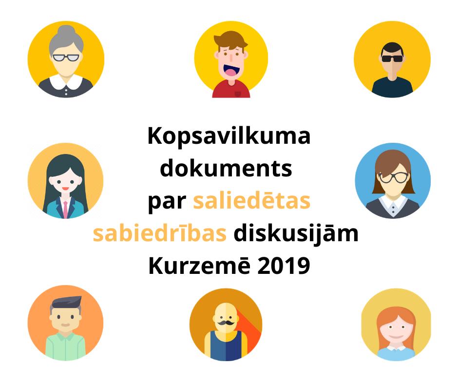Pārskats par Kurzemes reģiona pašvaldību praksēm pilsoniskās sabiedrības stiprināšanai 2019 kopija