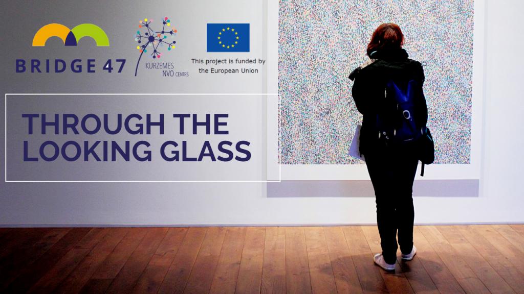 """Kurzemes NVO centrs sāks projekta """"Through the looking glass"""" īstenošanu"""