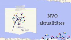Kurzemes NVO centra ziņu lapa (30. novembris)