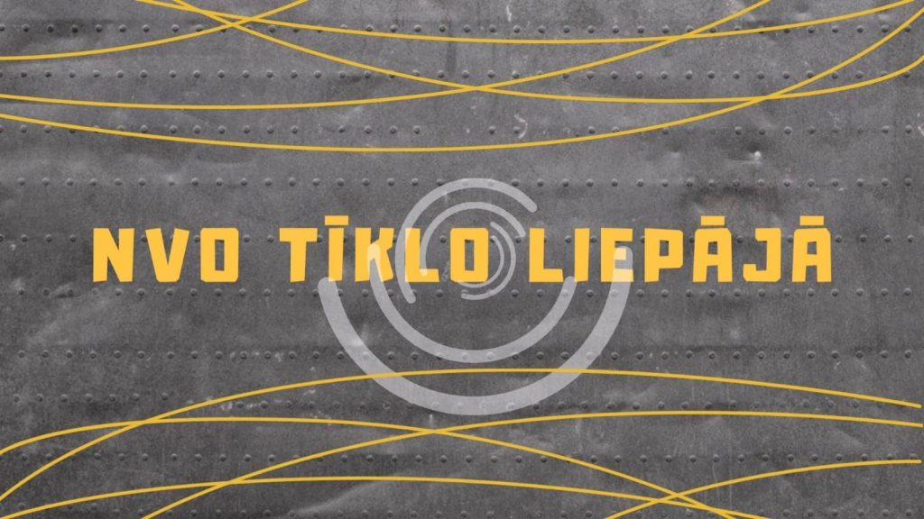 NVO tīklo Liepājā